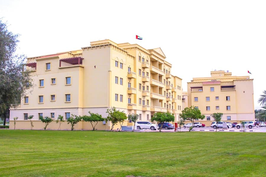 An Ideal 2 Bedroom Apartment for rent in beautiful Yasmin Village