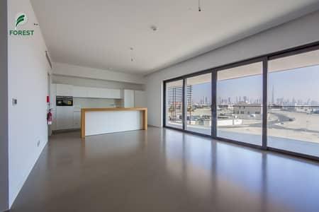 فلیٹ 3 غرف نوم للايجار في لؤلؤة جميرا، دبي - 3 BR plus Maids Room with Full Sea and Pool View