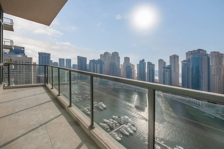 2 Al Majara 2   Tenanted   Full Marina View