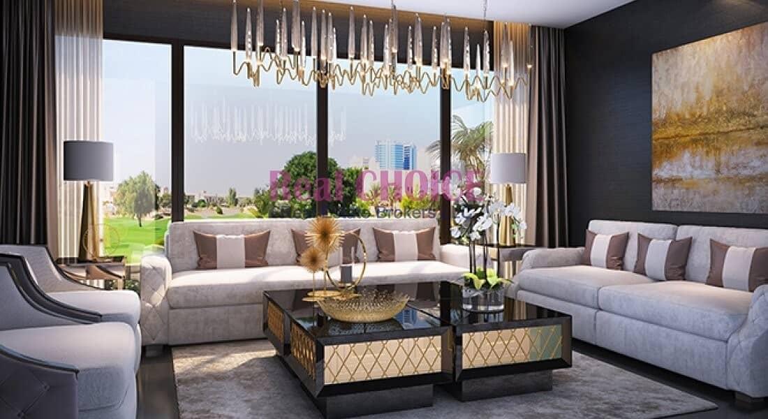 8 3 Bedroom Bait Al Aseel Villas by Damac