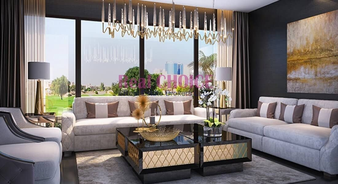 8 3 Bedroom Villa - Bait Al Aseel - Arabic Home