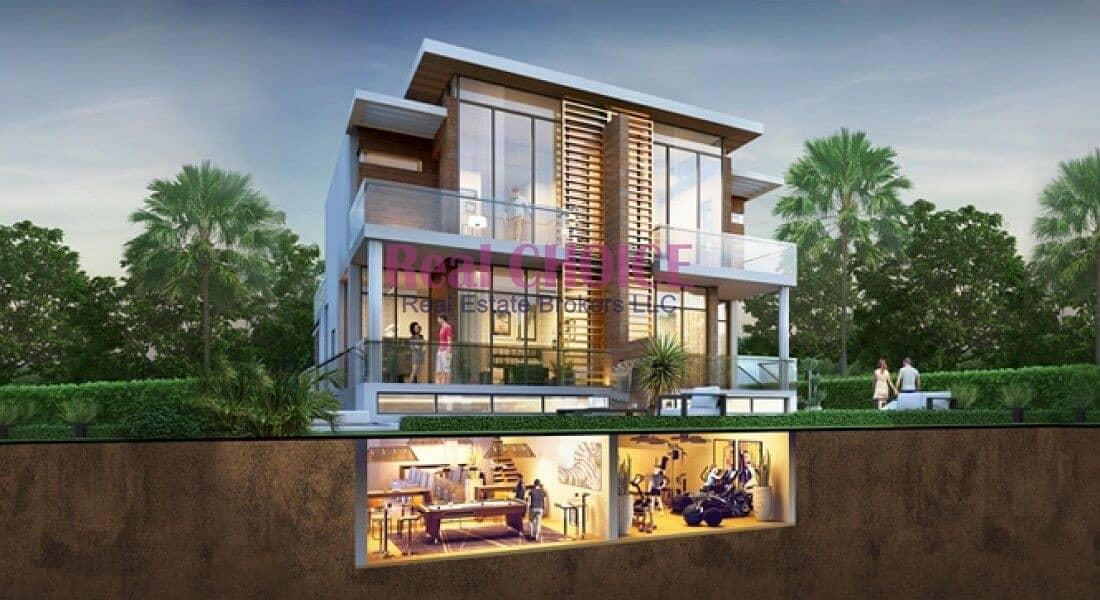 3 BR Villa - Arabic Style by Damac