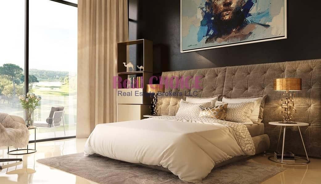 8 3 Bedroom Villa in Arabic Style by Damac