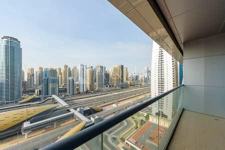 Studio for Sale in Jumeirah Lake Towers (JLT), Dubai - Luxury Upgraded Spacious Next to Metro !