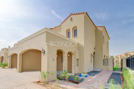 3 Bedroom Villa for Rent in Serena, Dubai - Biggest Plot | Semi Detached | 3 BR plus Maids