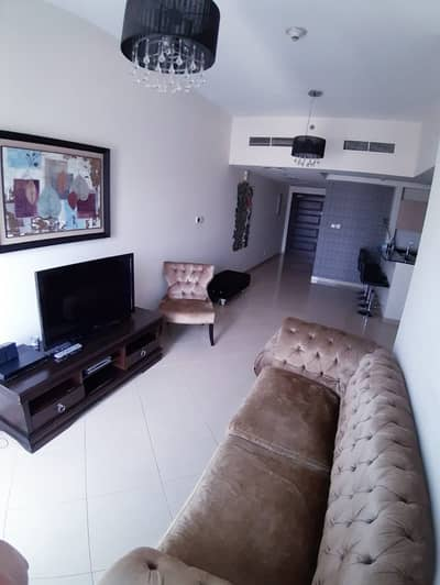 1 Bedroom Apartment for Rent in Jumeirah Lake Towers (JLT), Dubai - Bright Furnished 1 Bedroom in Concorde Tower JLT