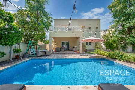 4 Bedroom Villa for Sale in The Meadows, Dubai - 4 BR with Private Pool | Newly Renovated