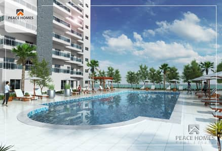 1 Bedroom Flat for Sale in Jumeirah Village Circle (JVC), Dubai - YOUR DREAM HOME IS HERE! || GLAMOROUS 1 BHK || CALL BOOK NOW!!