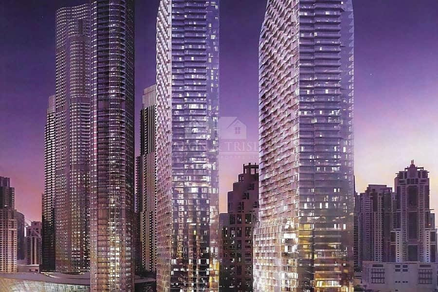 17 Dream Home in the City with 2 Bedrooms by Emaar