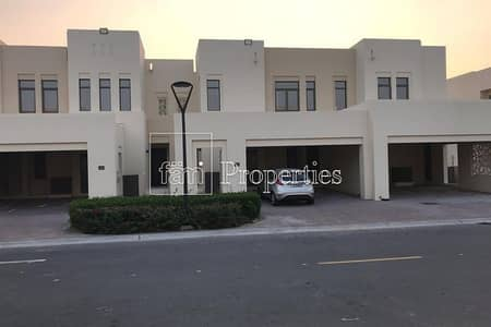 3 Bedroom Townhouse for Sale in Reem, Dubai - Type A | Mira oasis | 3br | park facing