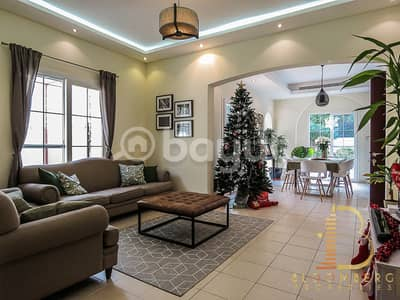 فیلا 3 غرف نوم للبيع في المرابع العربية، دبي - Upgraded villa | Arabian Ranches | Next to community centre