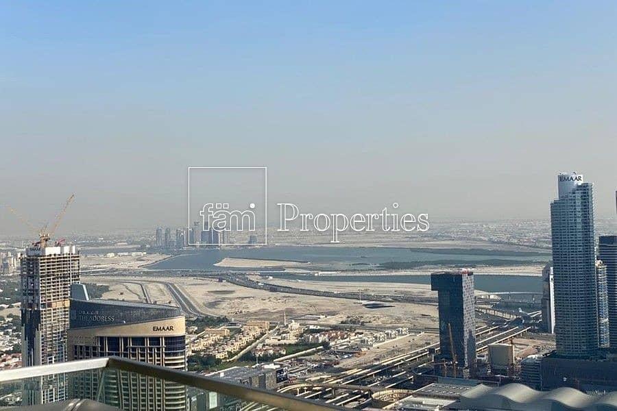 20 Breath taking panoramic view of Khalifa & Fountain