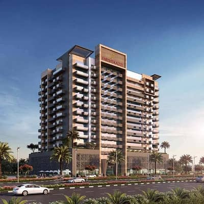 1 Bedroom Flat for Sale in Al Furjan, Dubai - Apartment ready for living  next to the metro pay 136 thousand and moved to the living and the rest in installments