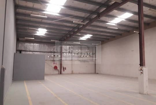 10 Jafza South Brand New HI TECH Warehouse 50000 BUA