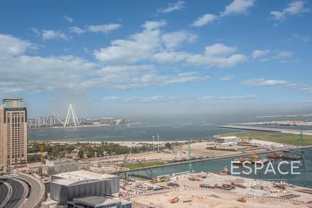 2 Bedroom Flat for Sale in Dubai Marina, Dubai - Superb Upgrade   Sea Views   High Floor