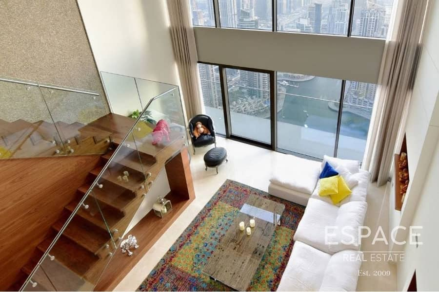 2 Stunning Duplex Penthouse | Vacant Now