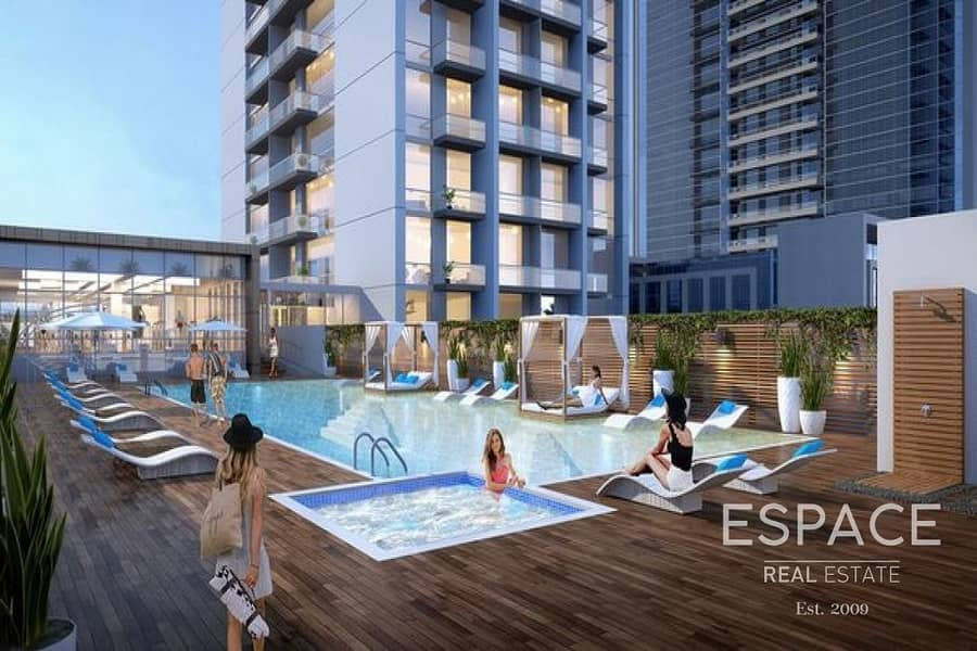 2 Sea View- Mid Floor- 30/70 Payment Plan