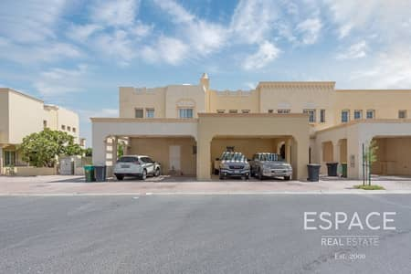 3 Bedroom Villa for Rent in The Springs, Dubai - Single row and available Start of January
