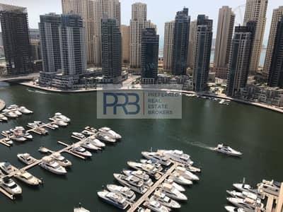 2 Bedroom Flat for Sale in Dubai Marina, Dubai - Al Majara 2| | Full Marina View
