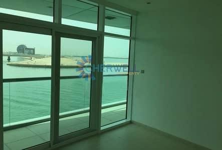 فلیٹ 3 غرف نوم للايجار في شاطئ الراحة، أبوظبي - Marina View  Huge Terrace Sophistication 3BR+Study