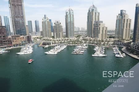Three Bedroom + Maids | Full Marina View