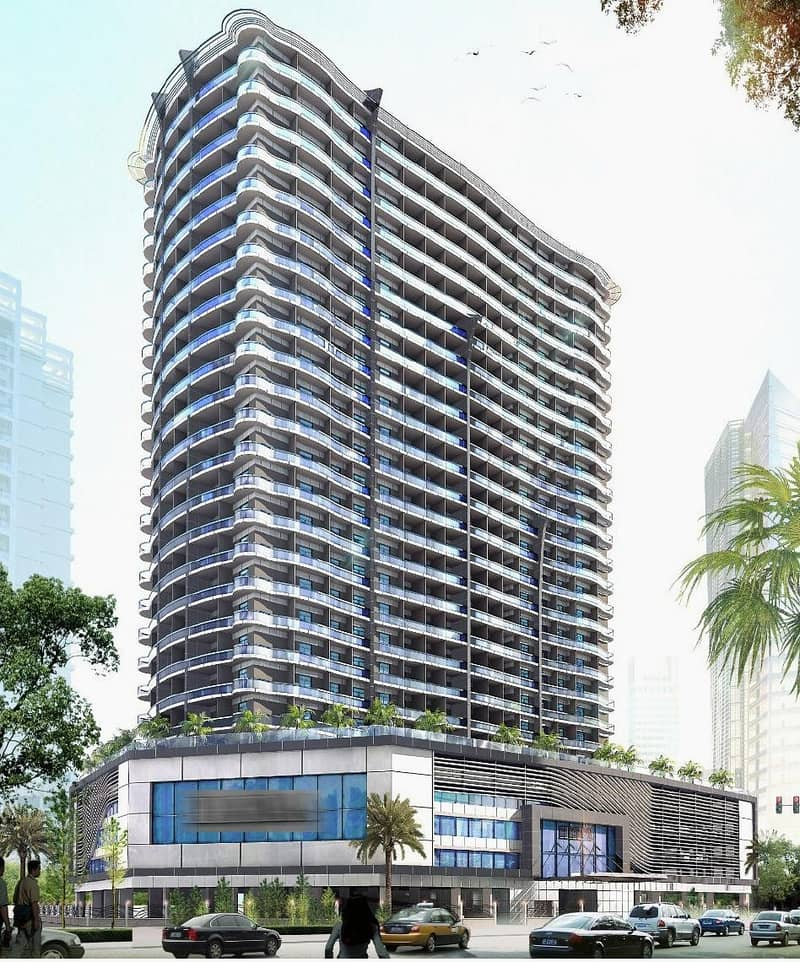 Apartments for sale in Dubai with a 9% return per year for 5 years