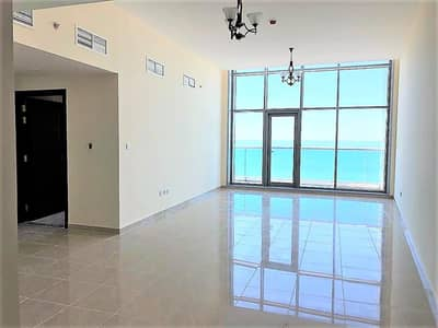 2 Bedroom Apartment for Sale in Corniche Ajman, Ajman - Amzing offer!! Just pay 68,141.70  and move-in 20 a beautiful 2 Bedroom Hall with mesmerizing/relaxing view of the beach/sea in Ajman Corniche Residence.