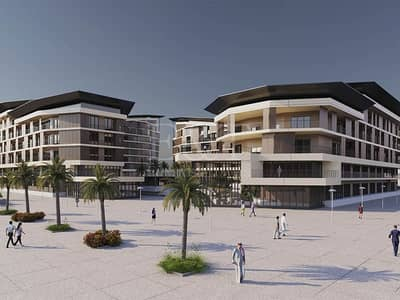2 Bedroom Apartment for Sale in Masdar City, Abu Dhabi - I Own Your New Home in Character Filled Residence