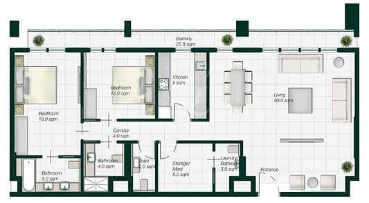 11 Corner Brand New Apartment  with Timeless Elegance