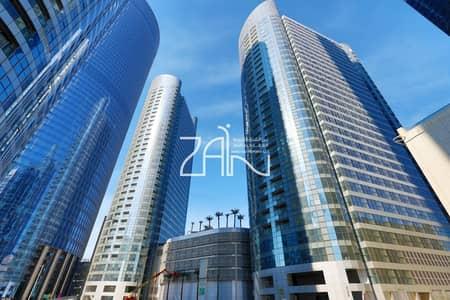 فلیٹ 1 غرفة نوم للبيع في جزيرة الريم، أبوظبي - Hot Deal Lovely 1 BR Apt Sea View in High Floor