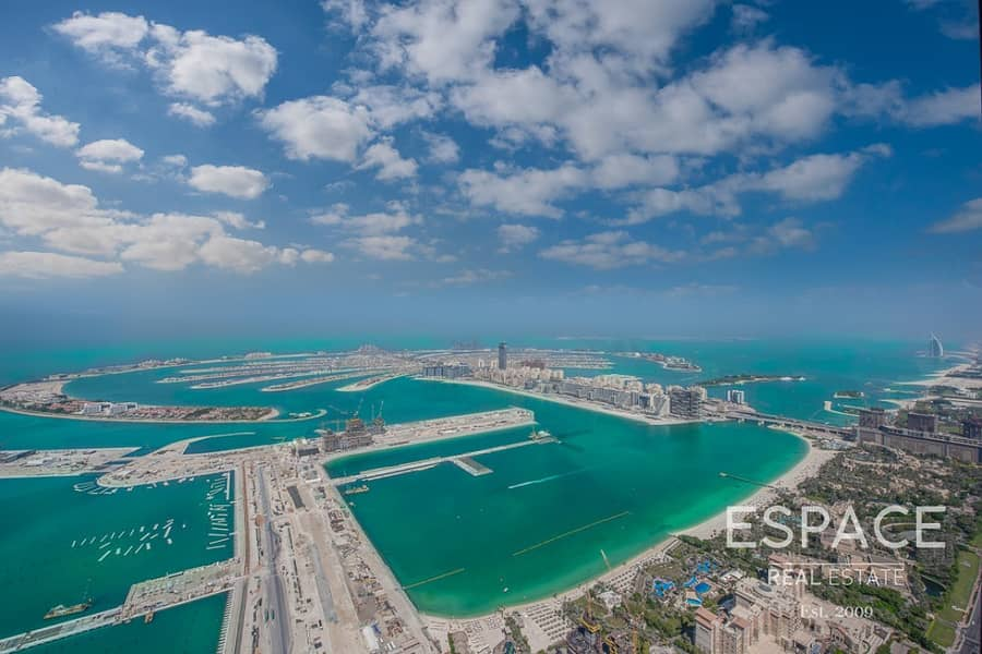 High Floor   3179 sq ft   Sea View