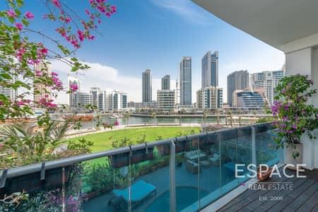 4 Bedroom Villa for Sale in Dubai Marina, Dubai - Private Upgraded Villa | Marina View