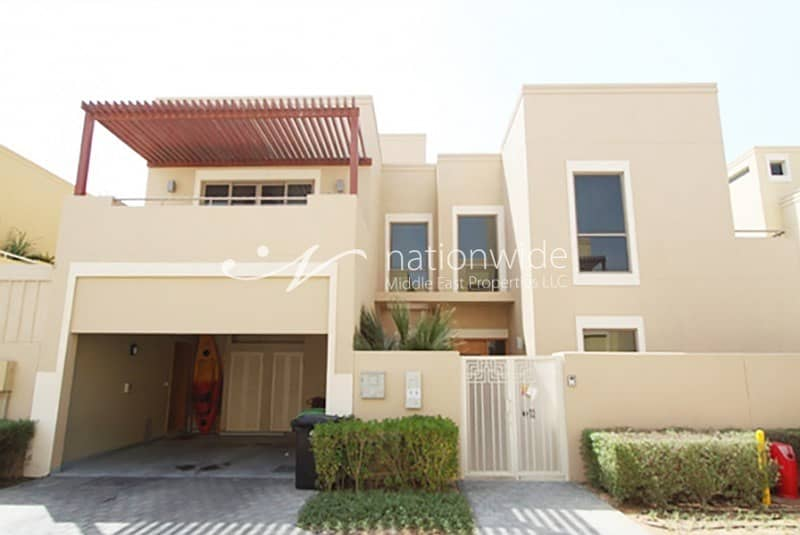 Experience Convenience In This Spacious Villa