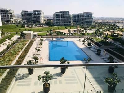 فلیٹ 2 غرفة نوم للايجار في دبي هيلز استيت، دبي - شقة في أكاسيا بارك هايتس دبي هيلز استيت 2 غرف 90000 درهم - 4437703