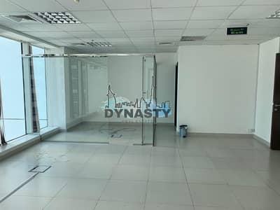 مکتب  للبيع في الخليج التجاري، دبي - Ideal Office | Fitted & Partitioned | Near Metro