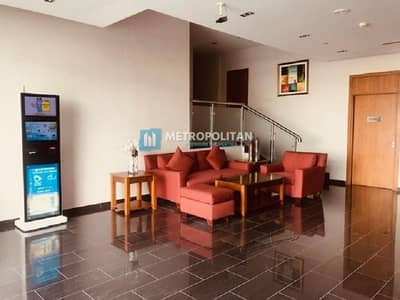 Exclusive Studio  | Furnished | Golf Course View