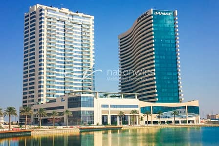 1 Bedroom Flat for Rent in Al Reem Island, Abu Dhabi - Spacious 1 BR Apartment For Two Payments