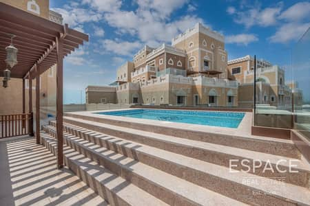 4 Bedroom Penthouse for Sale in Palm Jumeirah, Dubai - Upgraded|4BR plus Maids|Duplex Penthouse