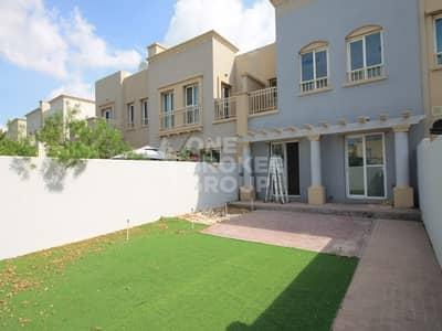 فیلا 2 غرفة نوم للايجار في الينابيع، دبي - 2 Bedroom plus study - Type 4 M - Back to back