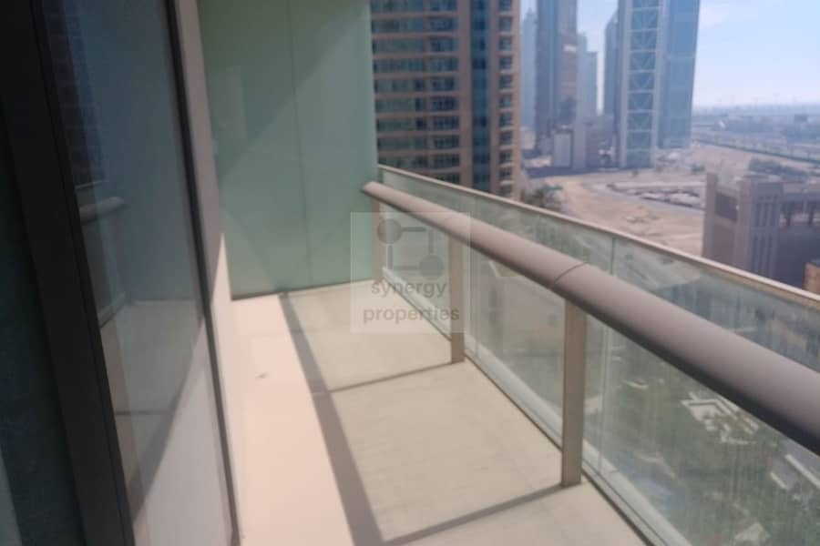 Brand new 2 bedroom apt in Burj Vista T2