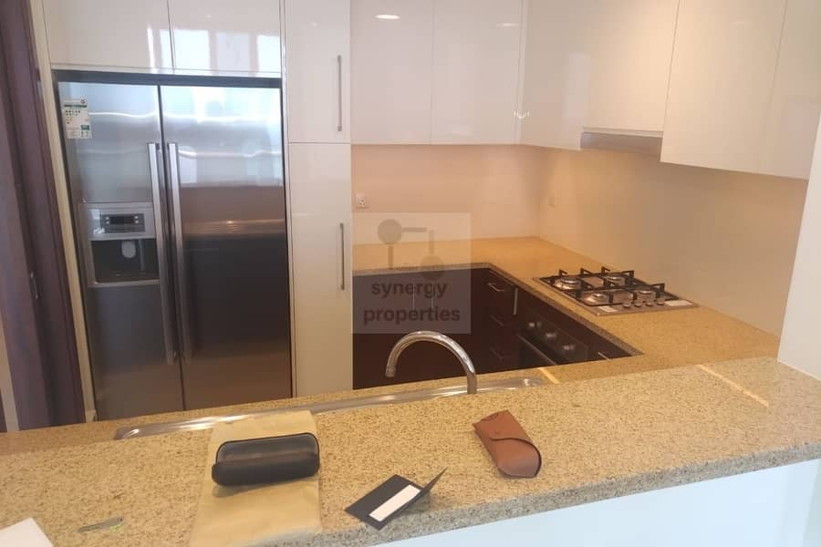 10 Brand new 2 bedroom apt in Burj Vista T2