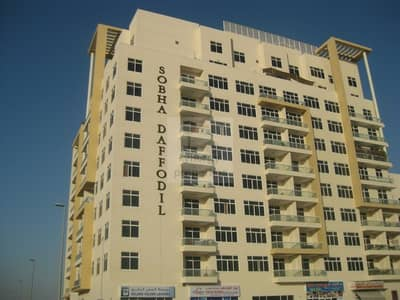 1 Bedroom Flat for Rent in Jumeirah Village Circle (JVC), Dubai - Chiller free   Vacant 1 bedroom with balcony