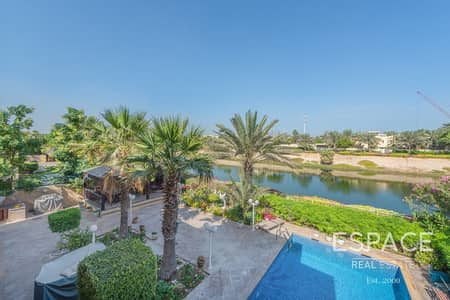 6 Bedroom Villa for Sale in The Meadows, Dubai - Largest 6 Bed Villa in Meadows