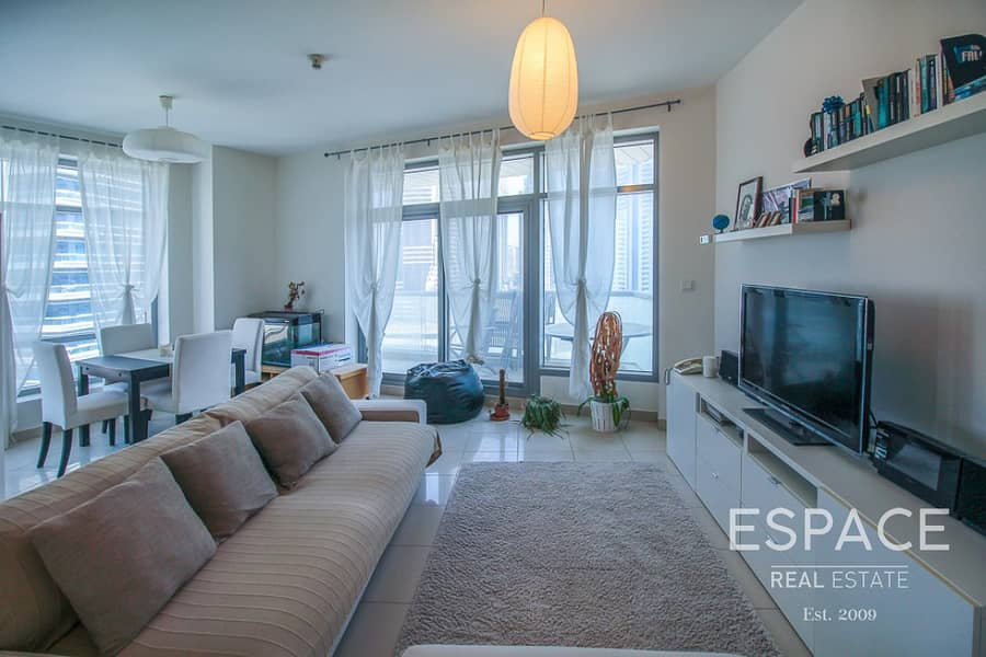 Furnished | Vacant | Marina View | 1 Bed