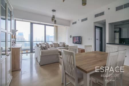 3 Bedroom Flat for Sale in Dubai Marina, Dubai - 3 Bed | Marina View | Vacant | Furnished