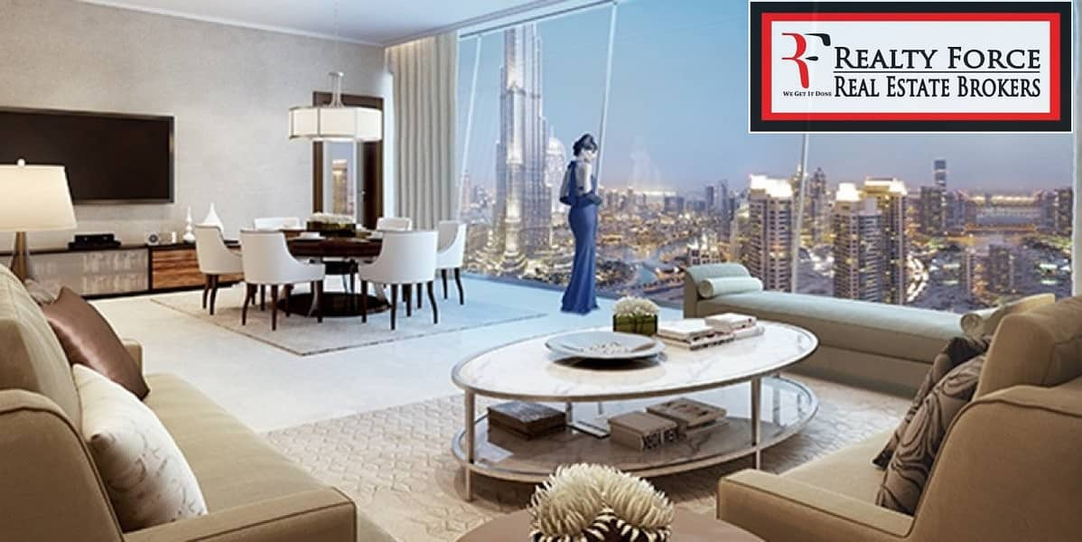 2 LAST AVAILABLE UNIT |  SERVICED LUXURY APARTMENTS | FACING OPERA