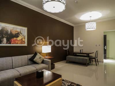 FURNISHED TWO BED ROOM HOTEL APARTMENTS MONTHLY SPECIAL RATES