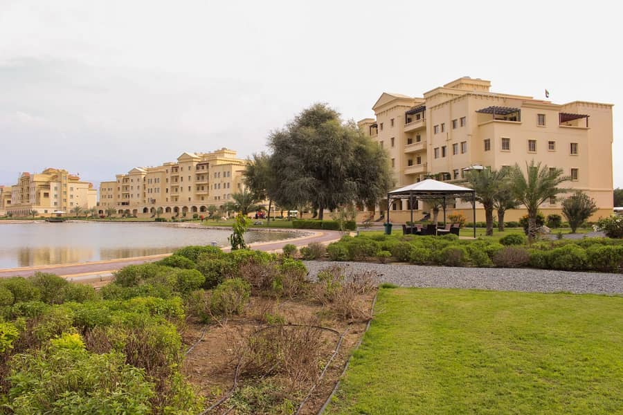 10 Very Nice 2 BHK Apartment for rent in Yasmin Village Ras Al Khaimah