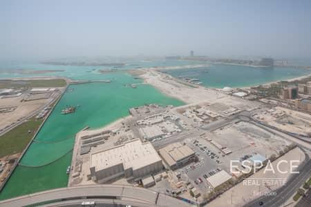 1 Bedroom Apartment for Sale in Dubai Marina, Dubai - Sea View | Vacant  1 Bedroom | 875 Sqft