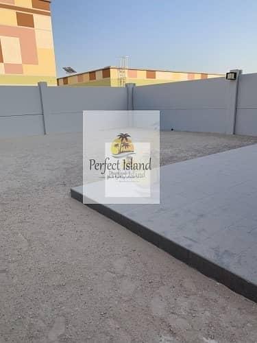 3 Bedroom Villa for Rent in Al Samha, Abu Dhabi - Brand new Villa 2 BR | 2 halls | Maid | Big Yard